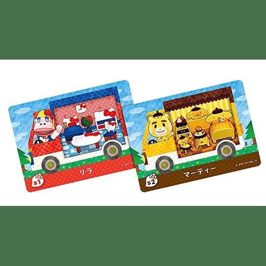 Sobre Cartas Animal Crossing Sanrio Japonesas