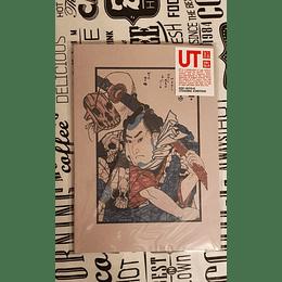 Cuaderno Samurai Uniqlo