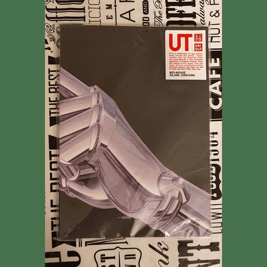 Cuaderno Neo-Miyage Hajime Sorayama Uniqlo