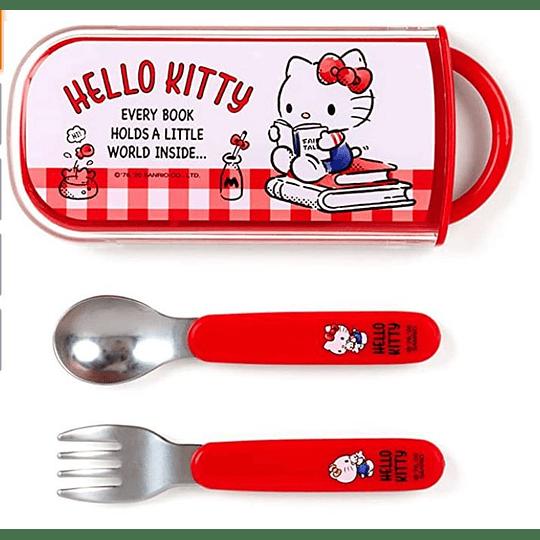 Kit Almuerzo Hello Kitty