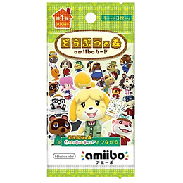 Sobre Cartas Amiibo Animal Crossing Serie 1 Japonesas