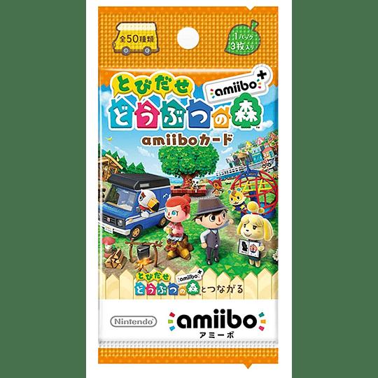 Sobre Welcome Amiibo Animal Crossing Japonesas