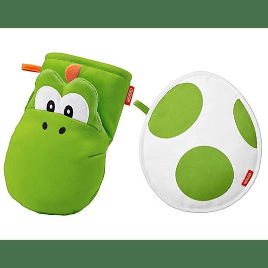 Guante Cocina Yoshi Green