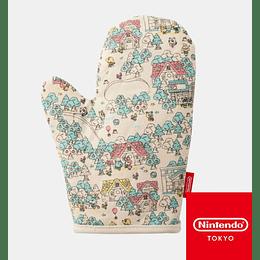 Guante Cocina Animal Crossing Nintendo Tokyo
