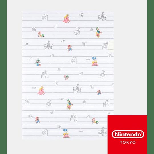 Carpeta Super Mario Nintendo Tokyo