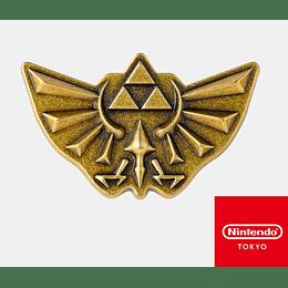 PIN The Legend OF Zelda Nintendo Tokyo Hylian Crest