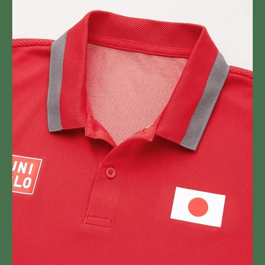 Polera KEI NISHIKORI Tokyo 2020 (tallas Japonesas)