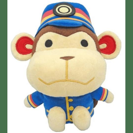 Peluche Animal Crossing Porter 19CM