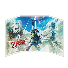 The Legend of Zelda: Skyward Sword Japonés con diaorama (incluye español y ingles)