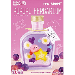 Figuras Kirby Terrarium Fruits Perfume al Azar