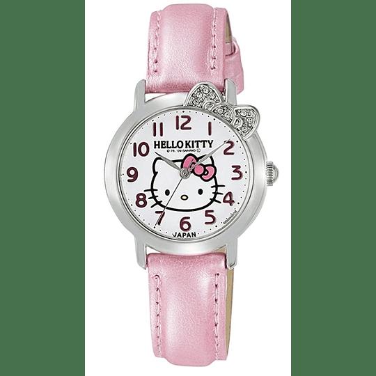 Reloj Hello Kitty Citizen Q&Q Metal Ribbon