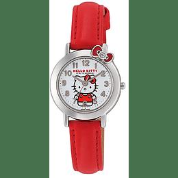 Reloj Hello Kitty Citizen Q&Q Red Ribbon