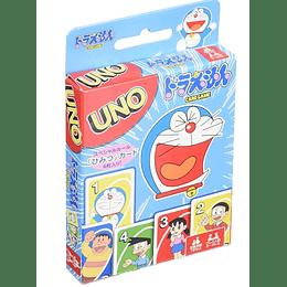 Cartas UNO Doraemon