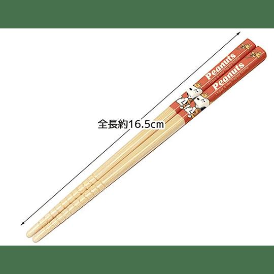 Chopsticks Snoopy 16,5 CM