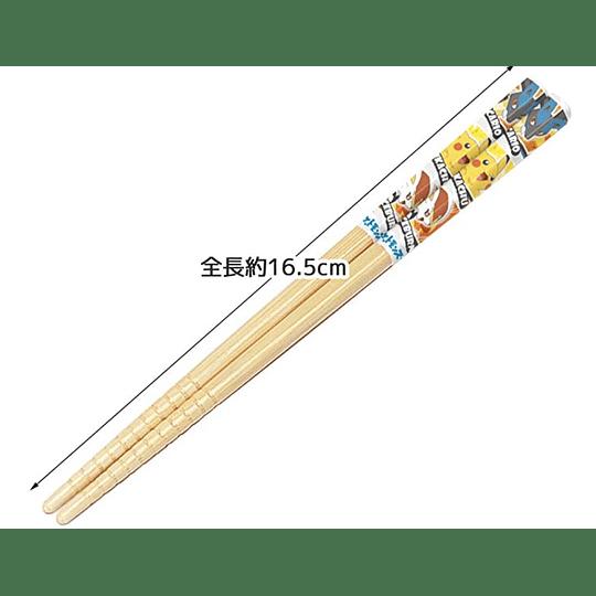 Chopsticks Pokemon 16,5 CM
