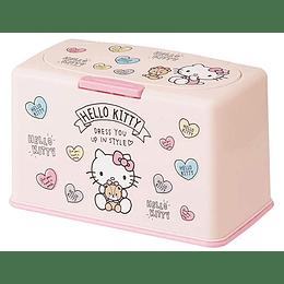 dispensador  mascarillas Hello Kitty