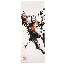 Tenugui Iron Man
