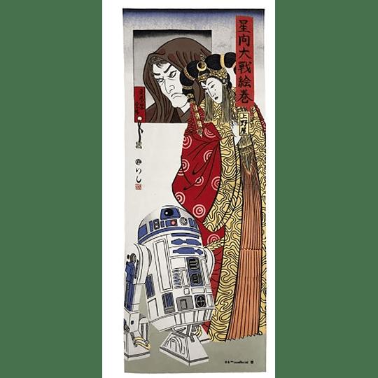 Tenugui Amidala & R2-D2