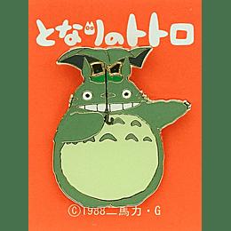 PIN  Totoro en la Lluvia