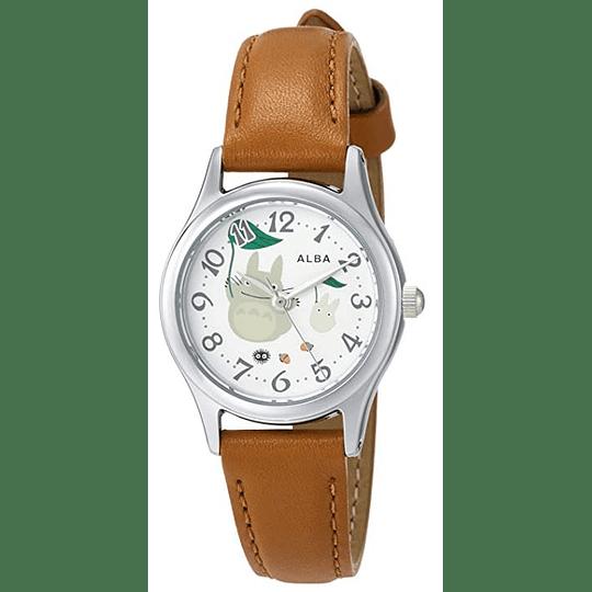 Reloj Seiko Alba Ghibli Totoro Leaf