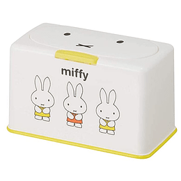 dispensador  mascarillas Miffy
