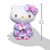 Peluche Hello Kitty Sakura Kimono Light Blue 20CM