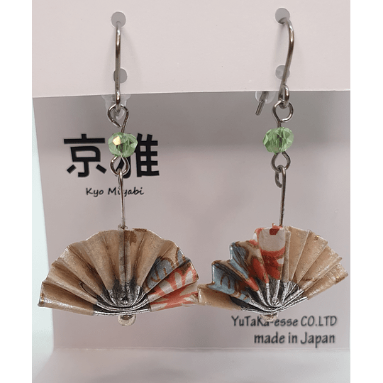 Aros abanicos Asakusa