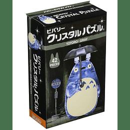Puzzle 3D Totoro Azul