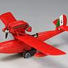 Modelo Avión Porco Rosso