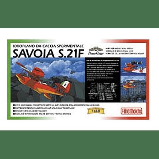Avión a Escala (1/48) Porco Rosso  Armable