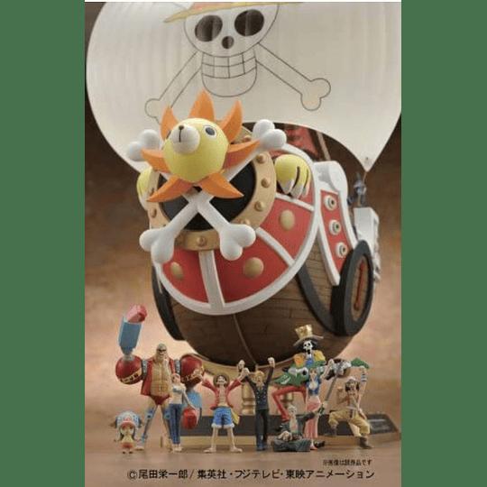 Barco One Piece Bandai