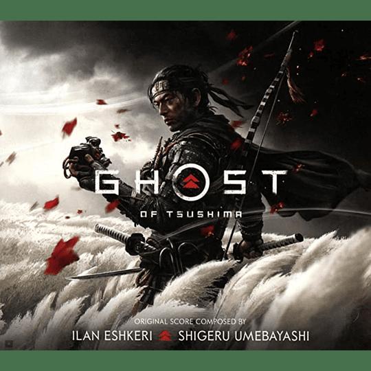 CD Soundtrack Ghost of Tsushima