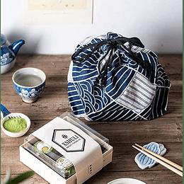 Kit 2 Bento Bag Classic