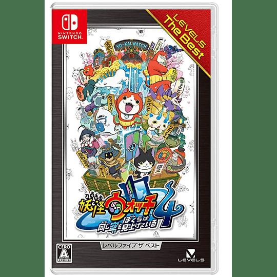 Yokai Watch 4 - Exclusivo Japón