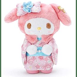 Peluche My Melody Sakura Kimono
