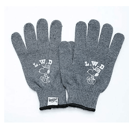 Pack 3 Guantes Workson Snoopy