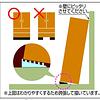 Tope anti volcamiento de muebles