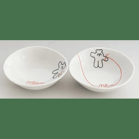 Kit Platos Disney Mickey Mouse