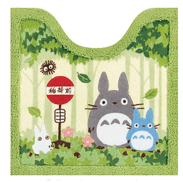 Piso Baño Mi Vecino Totoro