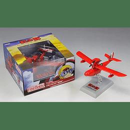 Modelo Avión Porco Rosso Late Stage