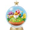 Figuras Kirby Terrarium Snowball  figura 2 kirby and friends