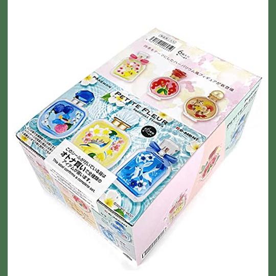 Figuras Pokémon terrarium Perfume