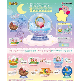 Figuras Kirby Terrarium Adventures al Azar