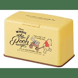 dispensador  mascarillas Winnie The Pooh