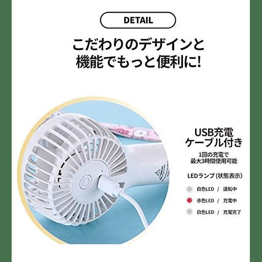 Ventilador de Mano Usumaru