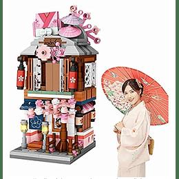 Tienda Kimono Armable