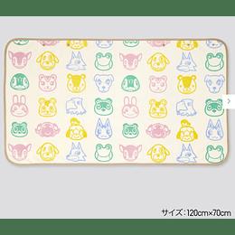Toalla Uniqlo Animal Crossing 120*70CM