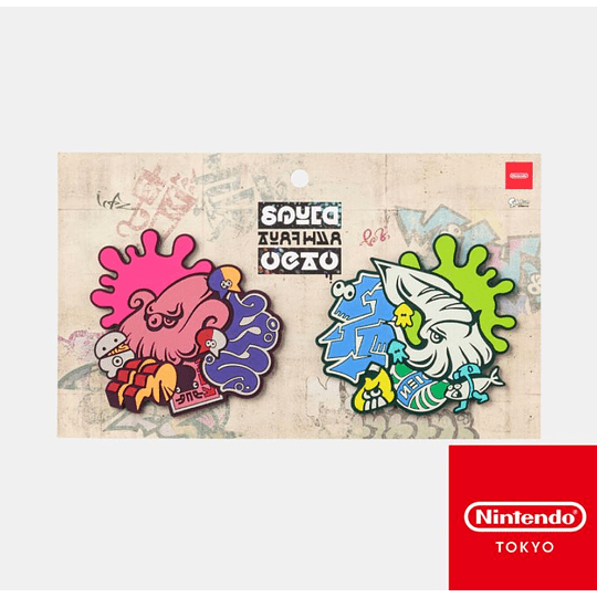 Posa Vasos Nintendo Tokyo Splatoon