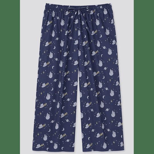 Shorts 3/4 Uniqlo Relaco Peanuts (tallas japonesas)