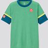 Polera Kei Nishikori Green (XL Japonés)